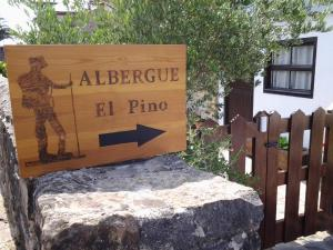A picture of Albergue El Pino