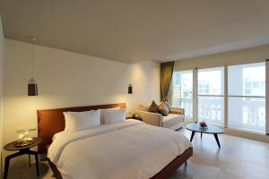 Salzburg Resort, Privatzimmer  Dongshan - big - 51