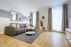 Deluxe Apartment mit Schloßbergblick