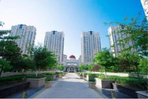 Qingdao Golden Beach Seaview Apartment Phoenix City Branch