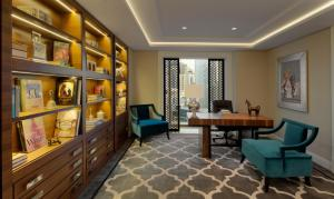 Two Bedroom Presidential Suite with Burj View