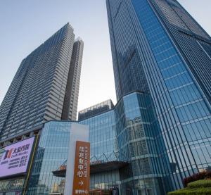 Baihe International Apartment Hotel Huizhou Lovers Themed Branch