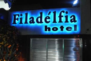 Filadelfia Hotel, Hotels  Sao Paulo - big - 27
