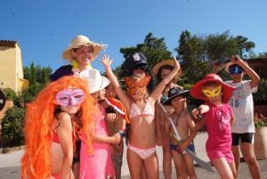 Bungalow Vacances - Riviera Vacances, Кемпинги  Фрежюс - big - 8