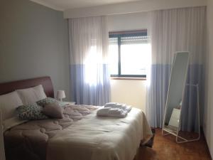 Apart Alf, Apartmanok  Vila Nova de Gaia - big - 15
