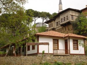 Birgi Cinaralti Pension