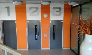Sky Studio Rezidence Expo, Apartmanok  Prága - big - 18