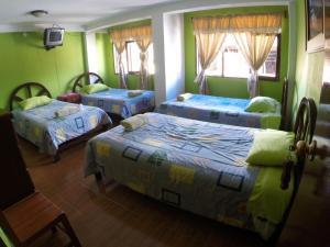 Ishinca, Hostels  Huaraz - big - 1