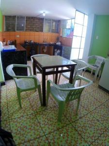 Ishinca, Hostely  Huaraz - big - 11