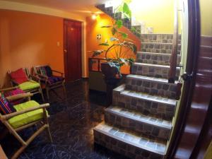 Ishinca, Hostely  Huaraz - big - 12