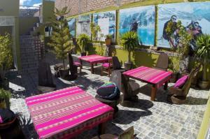 Ishinca, Hostely  Huaraz - big - 13