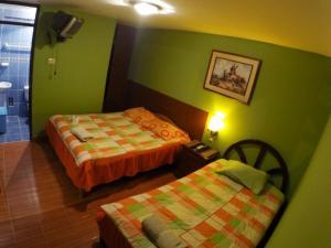Ishinca, Hostels  Huaraz - big - 6
