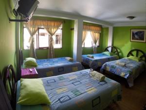 Ishinca, Hostely  Huaraz - big - 14