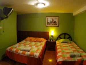 Ishinca, Hostely  Huaraz - big - 4