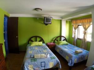 Ishinca, Hostels  Huaraz - big - 3