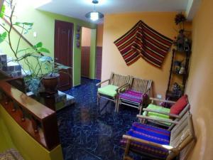 Ishinca, Hostely  Huaraz - big - 18