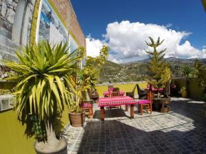 Ishinca, Hostely  Huaraz - big - 24