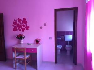I Colori dell'Arcobaleno, Bed & Breakfasts  Santo Stefano di Camastra - big - 12