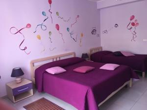 I Colori dell'Arcobaleno, Bed & Breakfasts  Santo Stefano di Camastra - big - 7