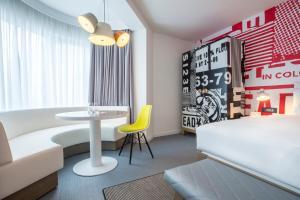 Narożny Apartament typu Studio z łóżkiem typu king-size