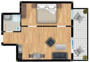 Residenz am Balmer See - FeWo 38