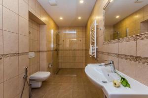 Aparthotel Lublanka, Hotely  Praha - big - 58