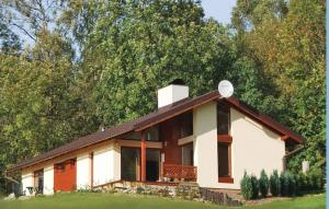 Holiday Home Horeni Paseky with Fireplace VII