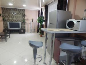Apartment on Prospect Oktyabrya 42, Апартаменты  Уфа - big - 10