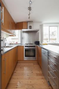 onefinestay - Marylebone private homes II, Апартаменты  Лондон - big - 76