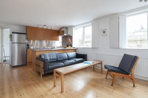 onefinestay - Marylebone private homes II, Апартаменты  Лондон - big - 44