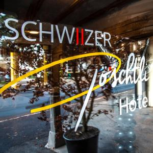 Schwiizer Pöschtli