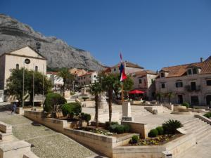 Old town apartment Dino, Apartmány  Makarska - big - 6