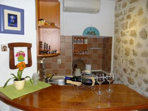 Old town apartment Dino, Apartmány  Makarska - big - 9