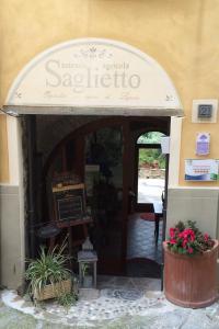 Agriturismo Uliveto Saglietto, Agriturismi  Imperia - big - 51
