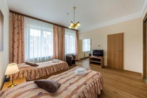 Aparthotel Lublanka, Hotely  Praha - big - 45
