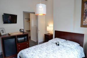 Maison du chatelain, Penziony  Saint-Aignan - big - 12