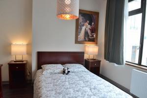 Maison du chatelain, Penziony  Saint-Aignan - big - 14