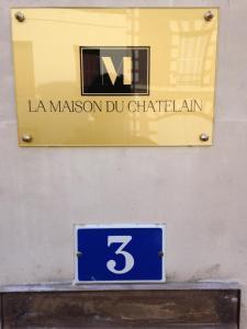 Maison du chatelain, Penziony  Saint-Aignan - big - 15