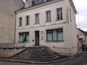 Maison du chatelain, Penziony  Saint-Aignan - big - 16