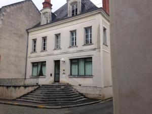 Maison du chatelain, Penziony  Saint-Aignan - big - 60
