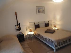 Chambres et Tables d'hôtes à l'Auberge Touristique, Bed & Breakfast  Meuvaines - big - 14
