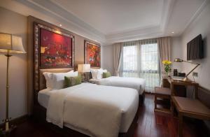 Hanoi Delano Hotel, Szállodák  Hanoi - big - 16