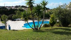 Quinta do Monte II, Venkovské domy  Sesimbra - big - 18