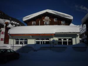 Tannenhof, Oberwald, Szállodák  Oberwald - big - 8