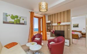 Villa Ana, Pensionen  Mlini - big - 36