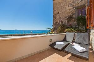 Villa Ana, Pensionen  Mlini - big - 22