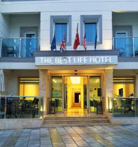 Бодрум - The Best Life Hotel Bodrum Center