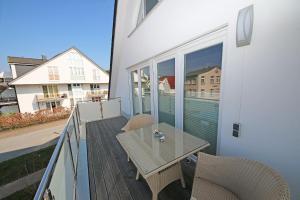 Haus Sanddorn - Ferienwohnung 5 mit 2 Balkonen