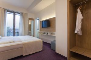 City Park Hotel, Hotely  Skopje - big - 13