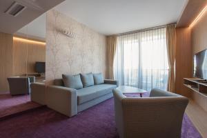 City Park Hotel, Hotely  Skopje - big - 18